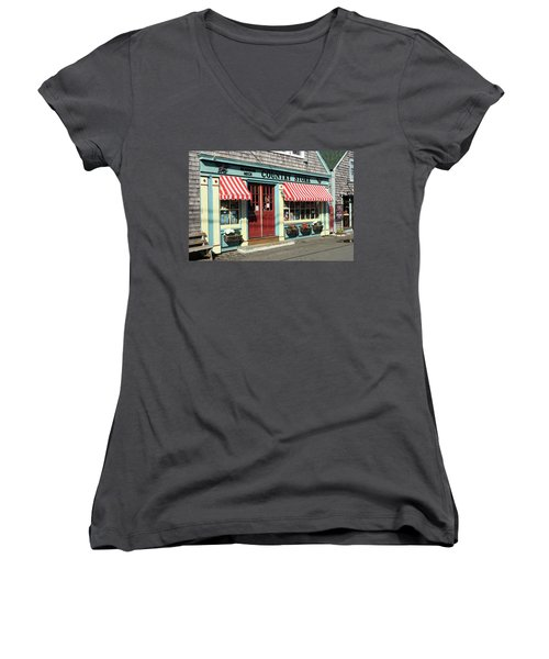 Rockport Country Store Women's V-Neck T-Shirt