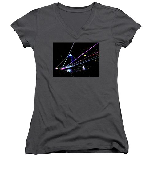 Roger Waters Tour 2017 - Eclipse  Women's V-Neck
