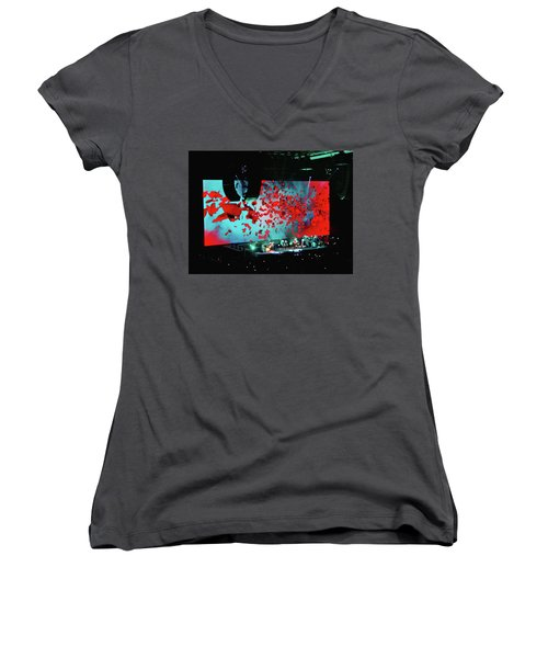 Roger Waters Tour 2017 - Wish You Were Here IIi Women's V-Neck