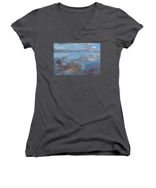 Rolling Fog Women's V-Neck T-Shirt