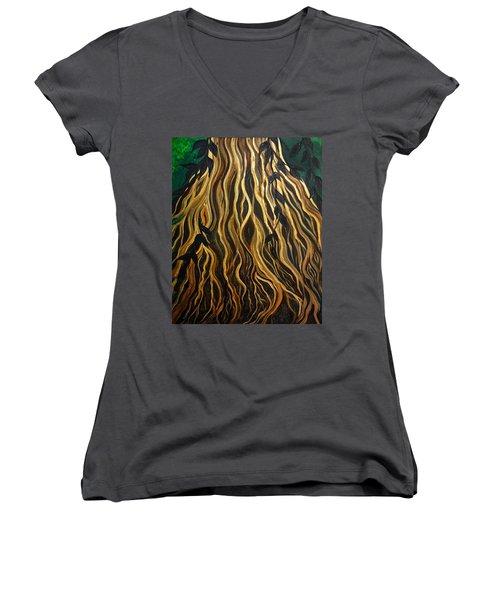 Roots Women's V-Neck