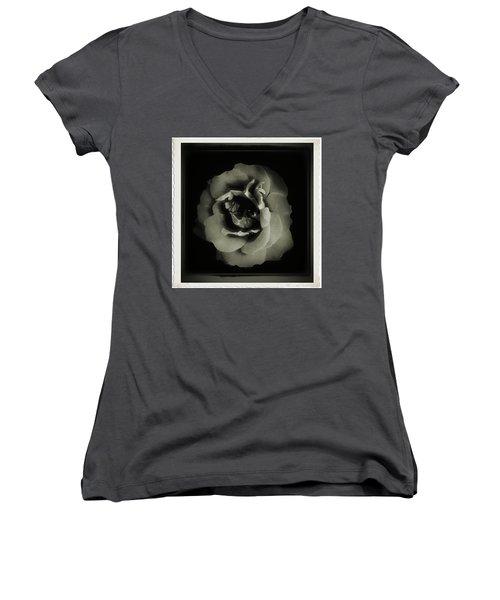 Rose 12 Women's V-Neck T-Shirt