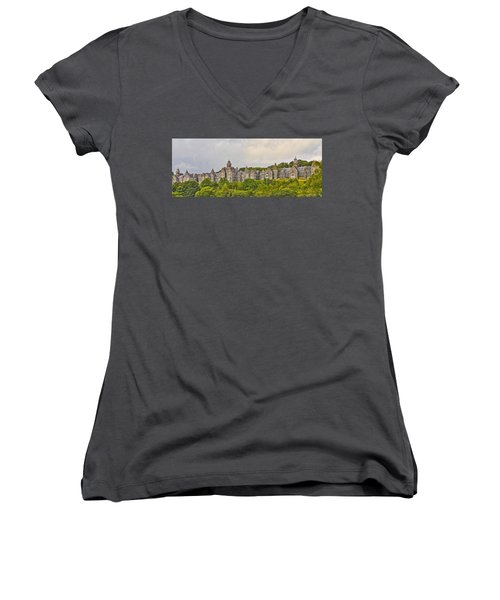 Rows Women's V-Neck