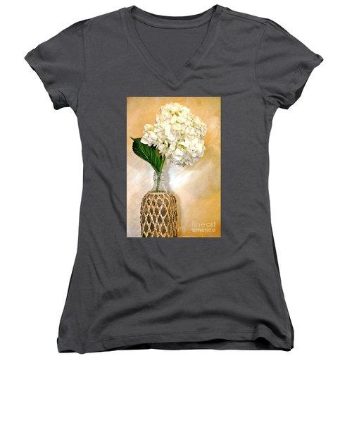Roxannes Gift To Marsha Women's V-Neck (Athletic Fit)