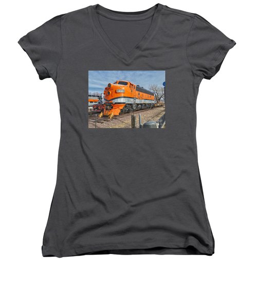 Royal Gorge Route 402 Women's V-Neck