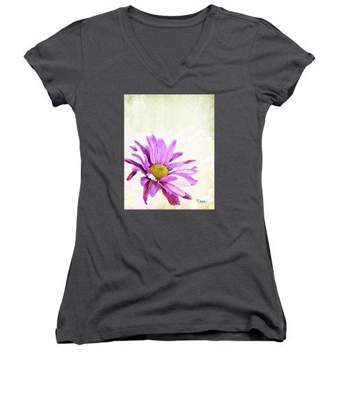 Royalty 2 Women's V-Neck T-Shirt