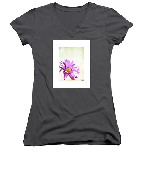 Royalty Women's V-Neck T-Shirt (Junior Cut)