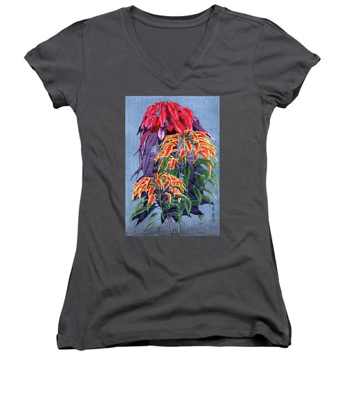 Roys Collection 6 Women's V-Neck