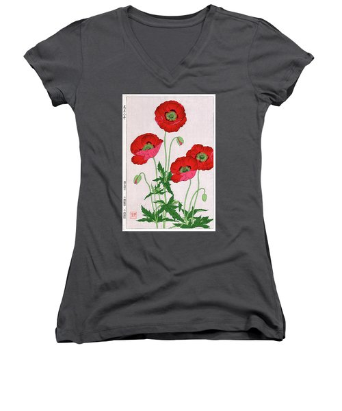 Roys Collection 7 Women's V-Neck
