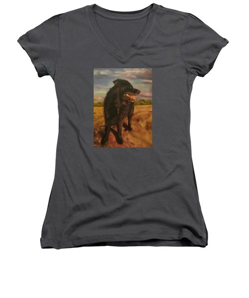 Ruudi Women's V-Neck T-Shirt
