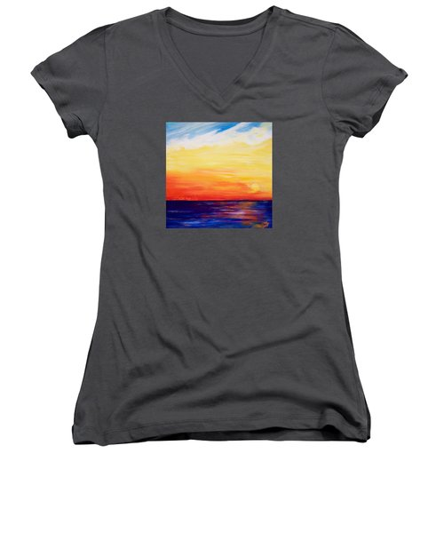 Sailor's Delight Women's V-Neck T-Shirt
