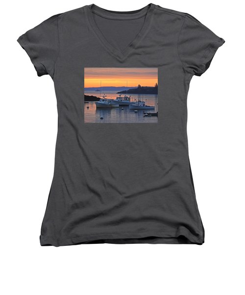 Sailors Dream Women's V-Neck