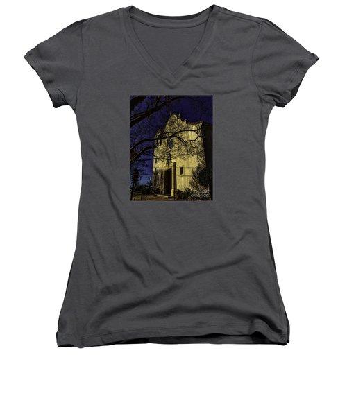 Saint Johns Three Women's V-Neck T-Shirt