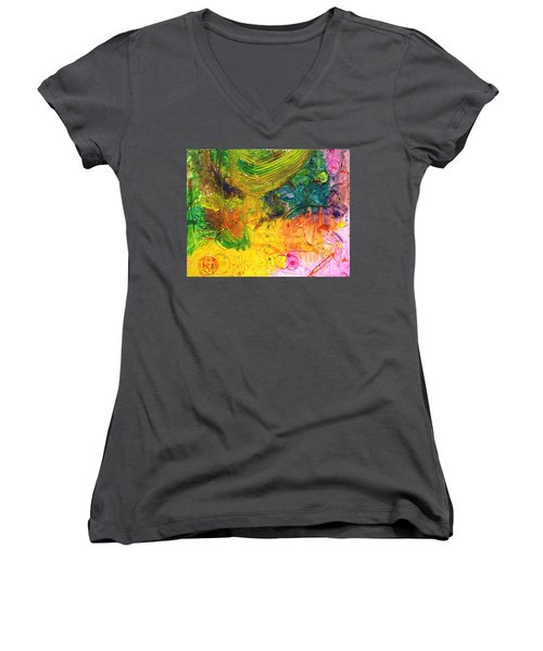 Sanctuary Women's V-Neck T-Shirt (Junior Cut)