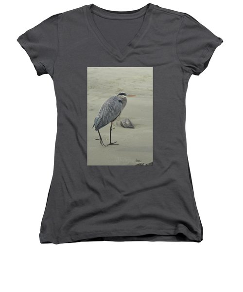 Sand In My Toes Women's V-Neck