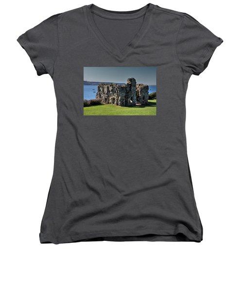 Sandsfoot Women's V-Neck T-Shirt