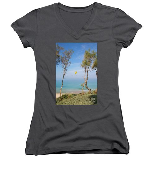 Scapes Of Our Lives #11 Women's V-Neck