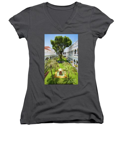 Scapes Of Our Lives #12 Women's V-Neck
