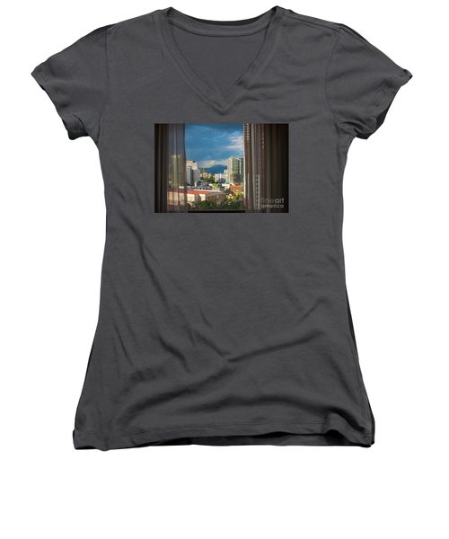 Scapes Of Our Lives #14 Women's V-Neck