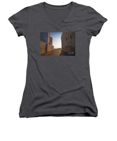 Scapes Of Our Lives #15 Women's V-Neck