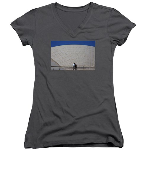 Scapes Of Our Lives #21 Women's V-Neck