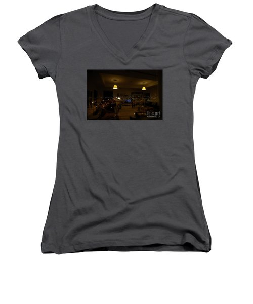 Scapes Of Our Lives #28 Women's V-Neck
