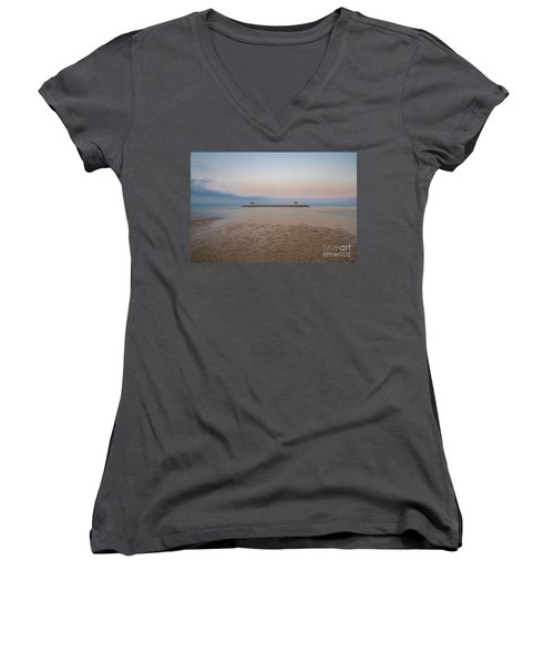 Scapes Of Our Lives #31 Women's V-Neck