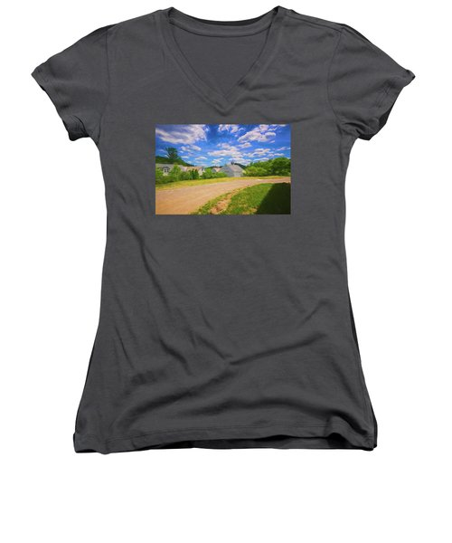 Scott Farm Vista Women's V-Neck