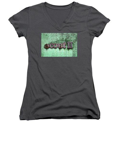 Scout II Women's V-Neck T-Shirt