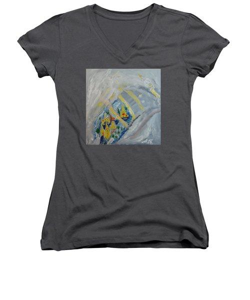 Secret World Women's V-Neck T-Shirt