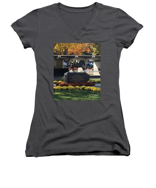 Secretariat 1 Women's V-Neck
