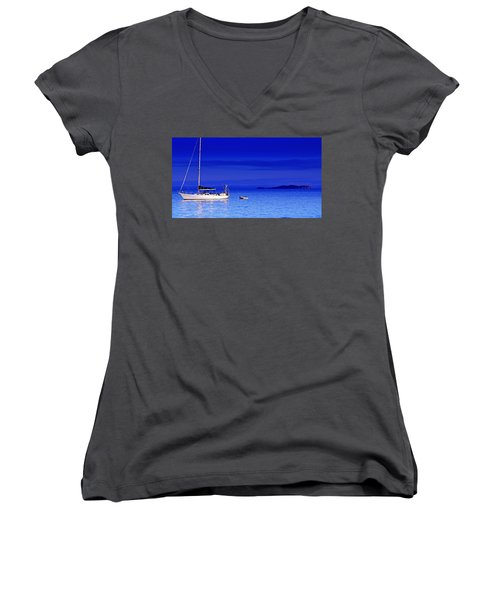 Serene Seas Women's V-Neck
