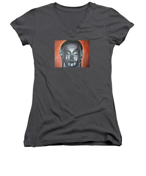 Serenity Women's V-Neck T-Shirt
