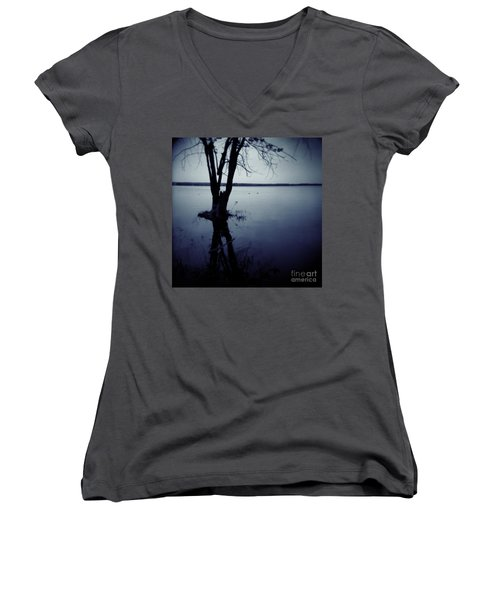 Series Wood And Water 2 Women's V-Neck