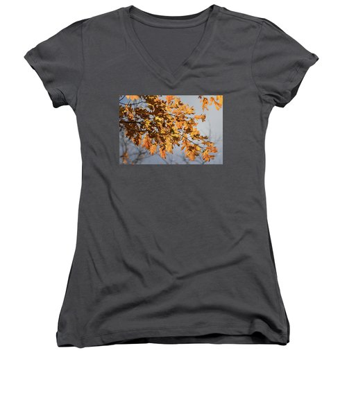Shadow And Light - Women's V-Neck T-Shirt