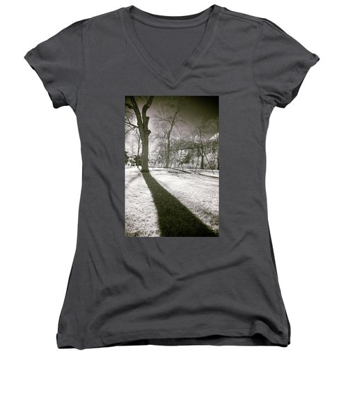 Shadow Of A Memory Women's V-Neck
