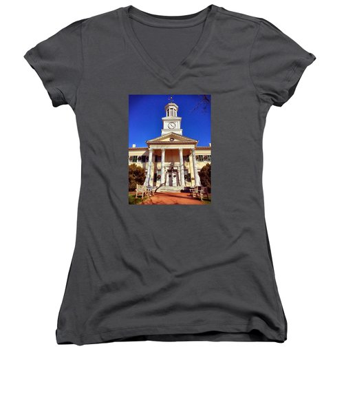 Shepherd University Women's V-Neck
