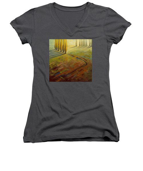 Sienna Women's V-Neck T-Shirt