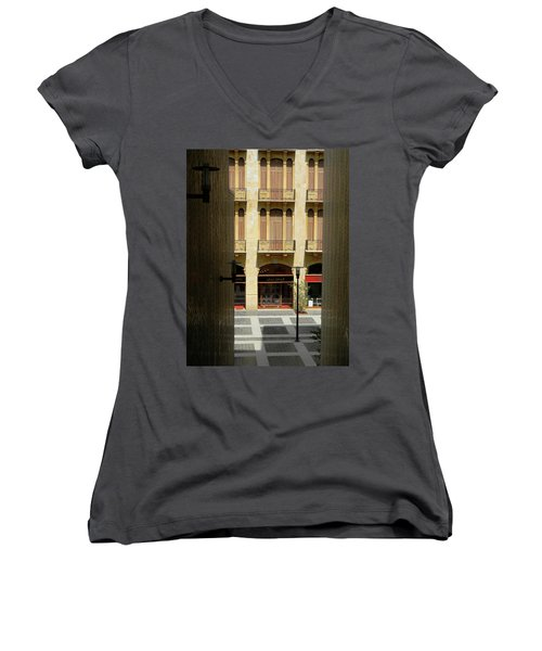 Siesta Time Women's V-Neck