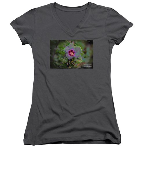 Silence Of Beauty Women's V-Neck