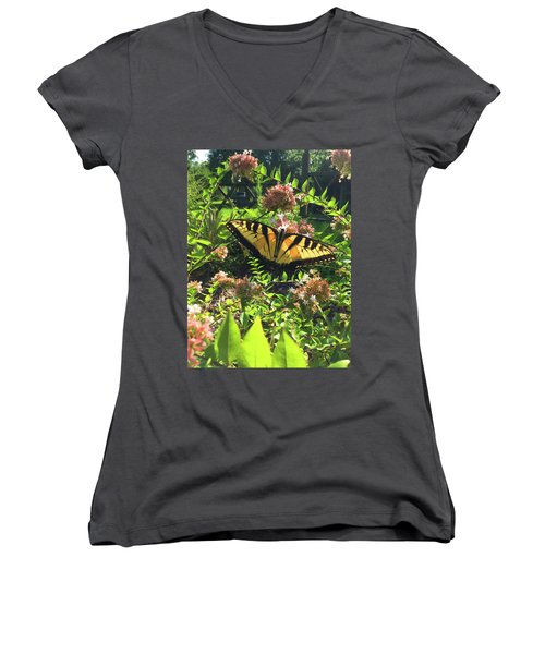 Silence Of Nature Women's V-Neck
