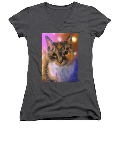 Sissy Women's V-Neck T-Shirt