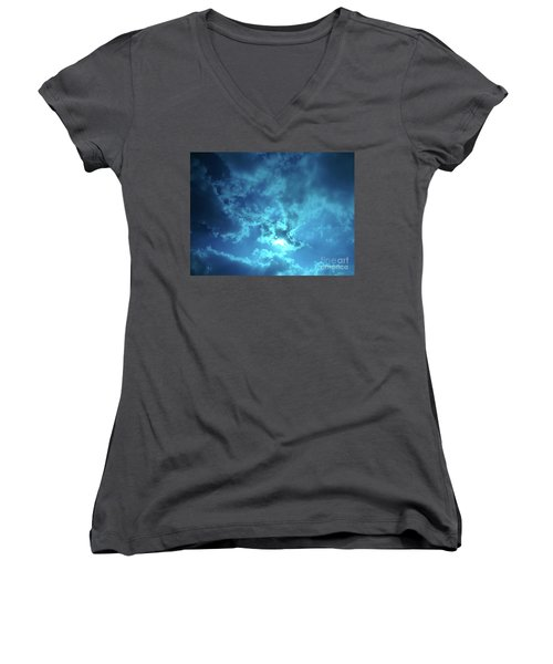 Skybreak Women's V-Neck T-Shirt