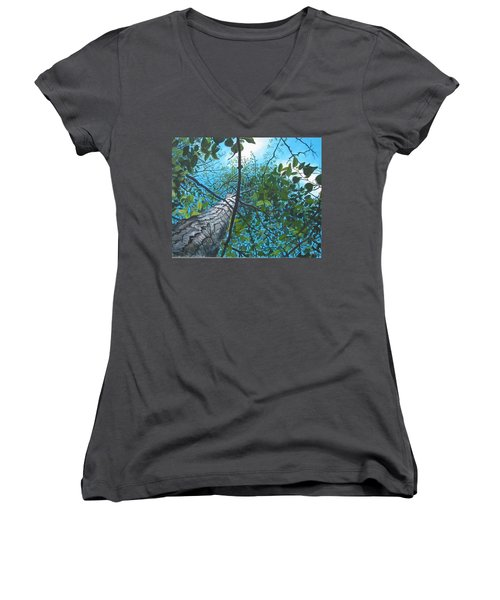 Skyward Women's V-Neck