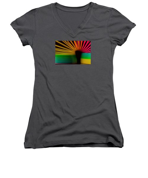 Slinky Women's V-Neck