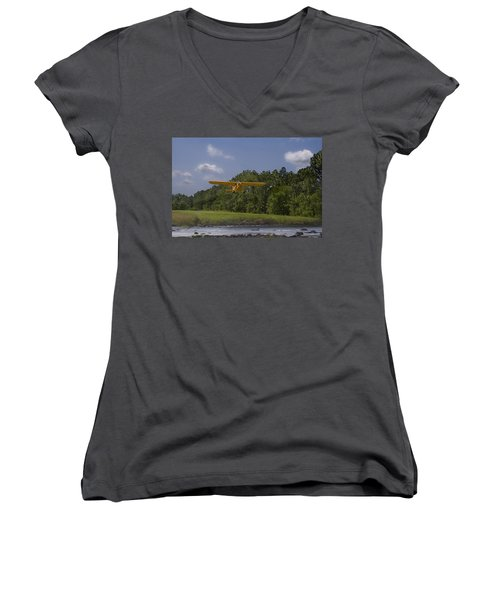 Slow And Low Women's V-Neck T-Shirt