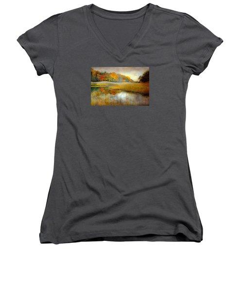 So Long Women's V-Neck T-Shirt