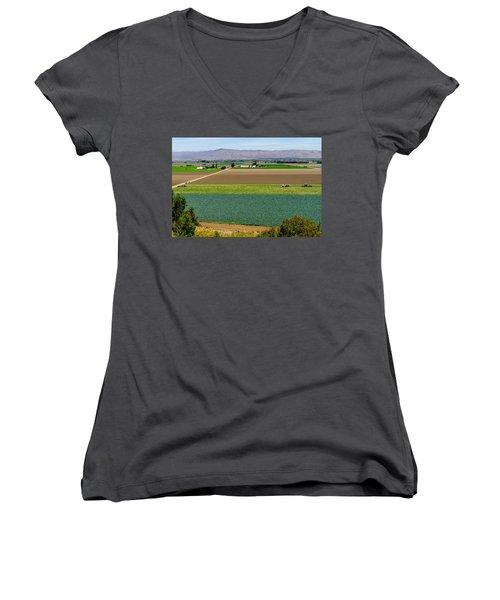 Soledad Women's V-Neck T-Shirt