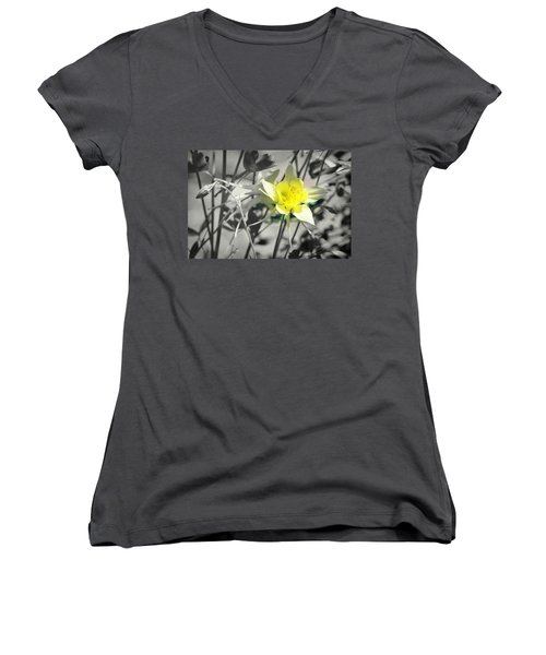 Solo  Women's V-Neck (Athletic Fit)