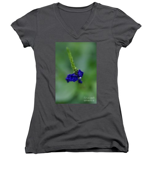 Somewhere In This Dream Women's V-Neck (Athletic Fit)